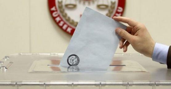 Yurtdışında 450 bin 149 Türkiyeli seçmen sandık başına gitti