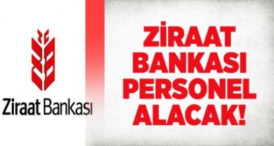 Ziraat Bankası Yeni Kuracağı Banka İçin 3 Bin Personel Alacak