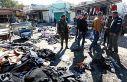 Bağdat'ta en az 32 kişinin öldüğü saldırıları...