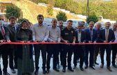 Şemdinli'de yeni iş yeri açılışı