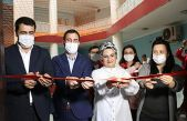 Şemdinli'de yeni işyeri açılışı