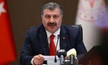 Bakan Fahrettin Koca: Ağır hasta sayımız uzun bir aradan sonra düştü