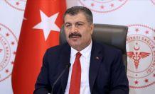 Fahrettin Koca: Hatay, Adana, Samsun ve İzmir yakın takibimizde