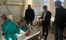 HDP'li Sait Dede: 'İki yurttaşı yaralayan polis hakkında soruşturma var mı?'