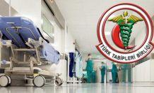 TTB: Aralık ayında Covid-19 pozitif kişi sayısı 543 bin 59