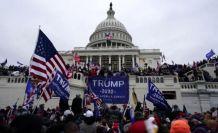 ABD'de kaos: Trump destekçileri Kongre binasını bastı, 4 kişi öldü