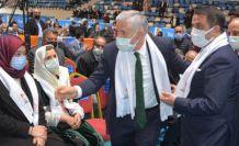 Abdulmuttalip Özbek: Tüm Hakkari halkının hizmetinde olacağız
