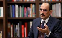 İbrahim Kalın: Türkiye olarak S-400'lerden geri adım atmayız