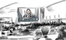 Kobanê davası: Avukatlar salonu terk etti, Demirtaş 128 milyarı sordu