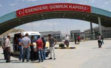 Esendere Sınır Kapısı Geçişlere Açılıyor