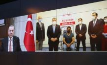 Erdoğan, yerli korona aşısının adını koydu: TURKOVAC