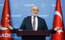 Karamollaoğlu'ndan HDP açıklaması: Biz prensip olarak parti kapatılmasına karşıyız