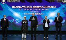 Erdoğan: Kadına yönelik şiddetle mücadelemiz sözleşmeden çekilmeyle bitecek değil