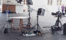ABD'de film ve dizi çekimleri başlıyor