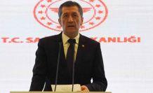 Bakan Ziya Selçuk: Okullara dönmemiz lazım