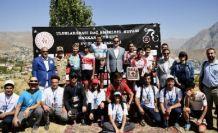 Hakkari'de, 'Uluslararası Dağ Bisikleti Kupası' yarışması