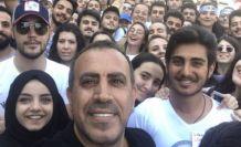 Haluk Levent AHBAP başkanlığından istifa etti