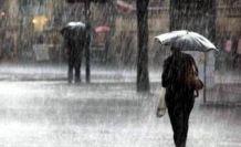 Meteoroloji'den 10 ilde sel uyarısı