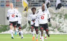 Norveçli futbolcular galibiyeti Kürtçe şarkı ile kutladı