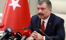 Sağlık Bakanı Fahrettin Koca, 6 ille görüştü