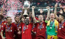 UEFA Süper Kupa şampiyonu Liverpool oldu