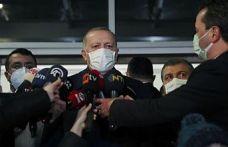 Erdoğan: 10 milyon doz aşı daha geliyor