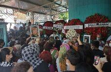 HDP'ye saldırıda katledilen Deniz Poyraz uğurlandı