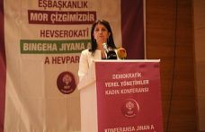 Pervin Buldan: Kürt sorunu sizin gibi çok rejimler, yönetimler gördü