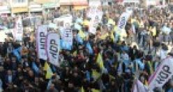 Şemdinli'de HDP seçim bürosu açıldı