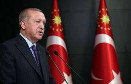 Erdoğan: Sokağa çıkma kısıtlamalarını tümüyle...