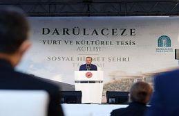 Erdoğan'dan 'Barınamıyoruz' eylemi...
