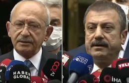 Kılıçdaroğlu'ndan Merkez Bankası'nda...