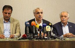 Mithat Sancar Diyarbakır'da konuştu: Bizim...