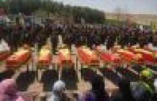 12 savaşçının cenazesi Bakur'a uğurlandı