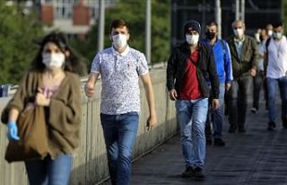 Ankara'da 1 ayda 10 milyon lira korona cezası kesildi