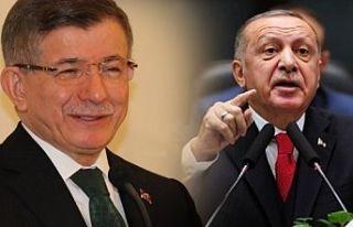 Davutoğlu'ndan Erdoğan'a: Televizyonda...
