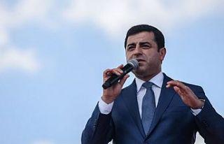 "Selahattin Demirtaş'tan ""Parti kuracak""..."