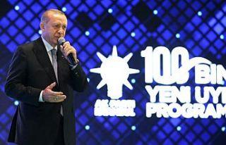 Erdoğan'dan Macron'a: Senin süren az kaldı,...