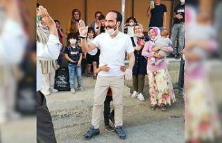 Gazeteci Serkan Aydemir tahliye oldu