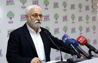 HDP'li Saruhan Oluç: İYİ Parti görüşmek...
