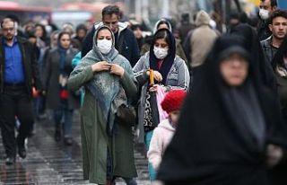 İran'da günlük vaka sayısında rekor