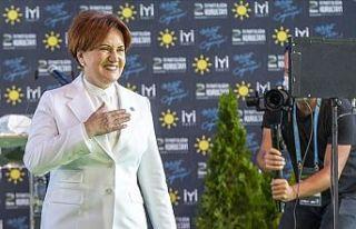 Meral Akşener yeniden İYİ Parti Genel Başkanı...