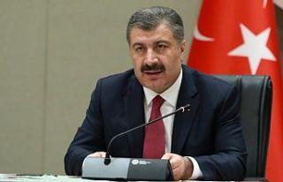 Sağlık Bakanı Fahrettin Koca açıkladı: 'Sokağa...