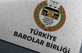TBB ve Azerbaycan Barosu 'Ermeni faaliyetleri...
