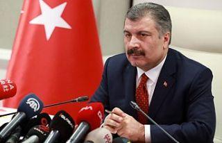 Türkiye'de son 24 saatte koronavirüsten 65...