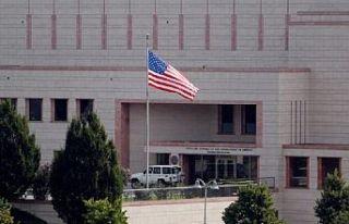 ABD, Türkiye'deki vize işlemlerini güvenlik...
