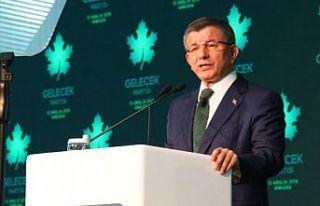 Ahmet Davutoğlu'ndan Erdoğan'a 'mümin'...