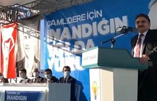 AK Partili Başkan, Milli Eğitim Bakanı Selçuk'un...