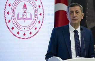 Bakan Ziya Selçuk açıkladı: İzmir'de eğitime...