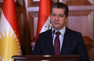 Barzani, ABD Enerji Bakanı'yla 'petrol...